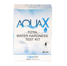 DRINKING WATER AND INDUSTRIAL WATER QUALITY TESTER - TOTAL WATER HARDNESS TEST KIT - Easy, quick, economical measurment!