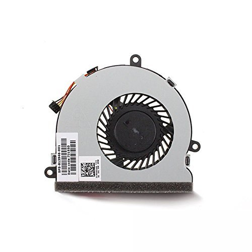 iiFix New CPU Cooling Fan Cooler For HP 15-ay028ca 15-ay041wm 15-ay043ca 15-ay053ca 15-ay166tx 15-ay167cl 15-ay169tx 15-ay177cl