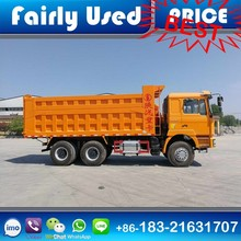 Heavy Inventory Truck Cheap Price Shacman F3000 Tipper Truck New and Used