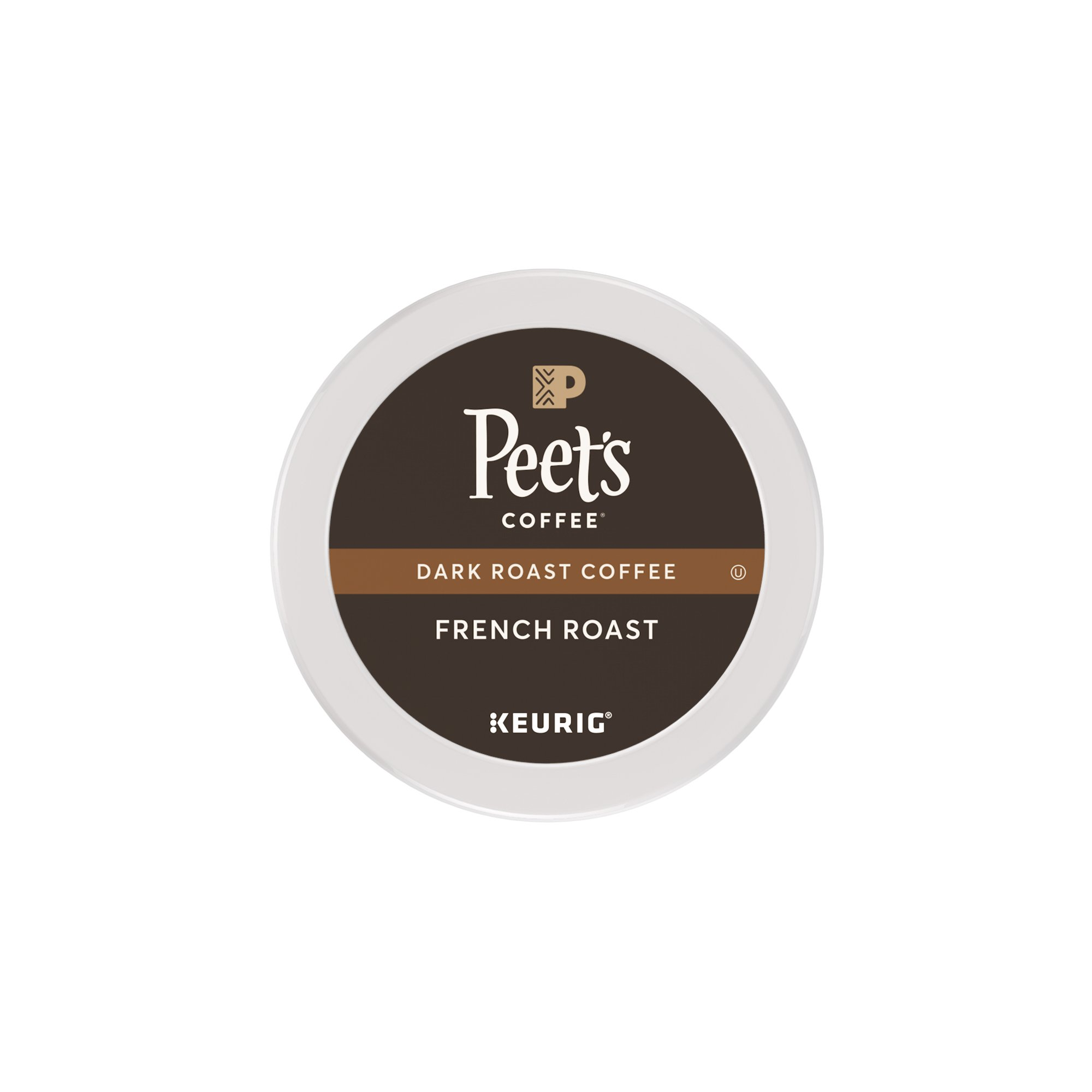 Peet's Coffee K-Cup Pack French Roast, 16ct