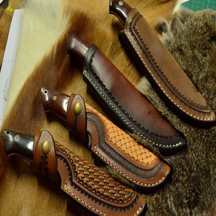 Genuine Leather Knife Sheath Craved Engraved Buy Leather Knife Sheath Sheath For Knife Hunting Knife Sheath Product On Alibaba Com