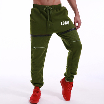 Men Thick S-3XL Sweatpants Winter Warm Joggers Fleece Lined Baggy Long Sweat Pants Casual Hip Hop Trousers gyms clothing