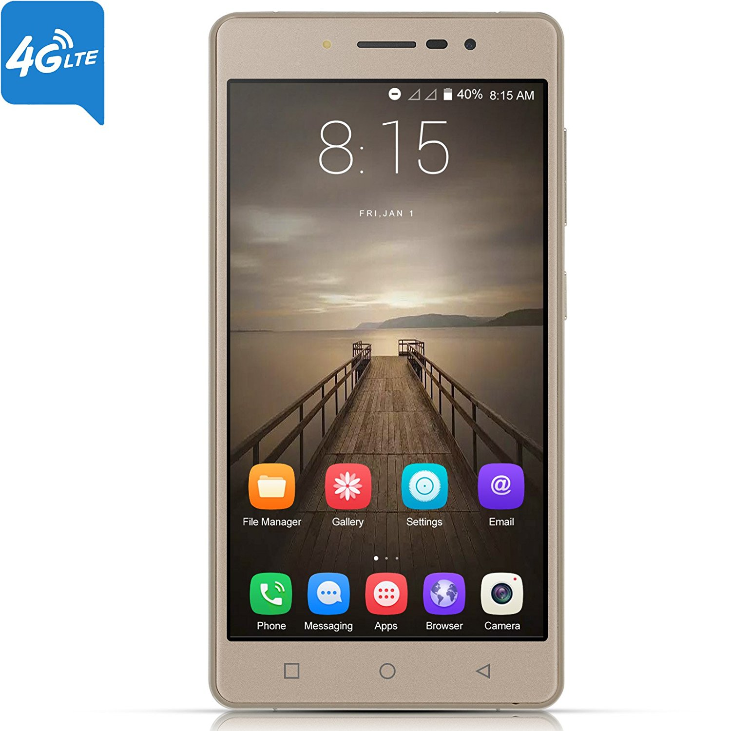 Xgody X17 Pro 5 Inch 4G FDD-LTE Android 7.0 Cellphones Unlocked 16GB+1GB MTK6737 Celulares Desbloqueados for T-Mobile/AT&T/MetroPCS