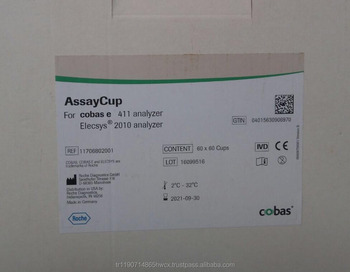 Roche Diagnostics Assay Cup Dedicated To Roche Elecsys C411 And C6000 - Buy  Elecsys,Reagents,Roche Cobas Product on Alibaba com