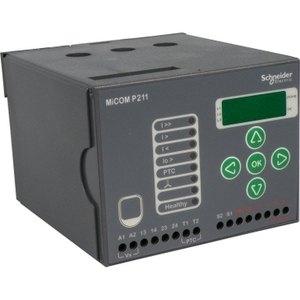 P211 Intelligent Motor Controller and Protection Relay