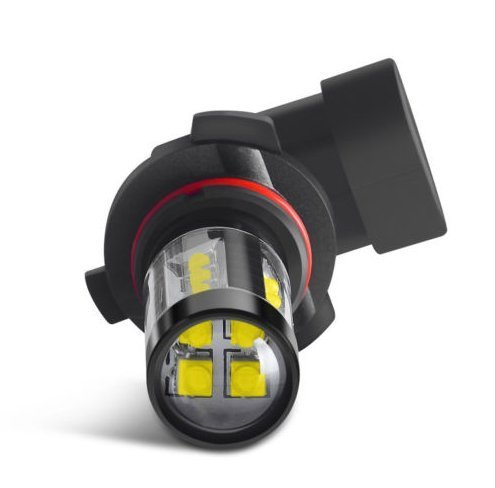 Extremely Bright 50W 9005 HB3 Projection DRL Fog Light LED Bulb Xenon White 6000k ,(9005)