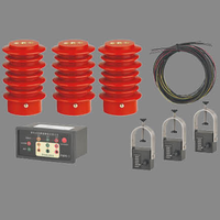 factory directly sell Grounding ( Earth ) Short Circuit Fault indicator FAK8S-1 with sensor