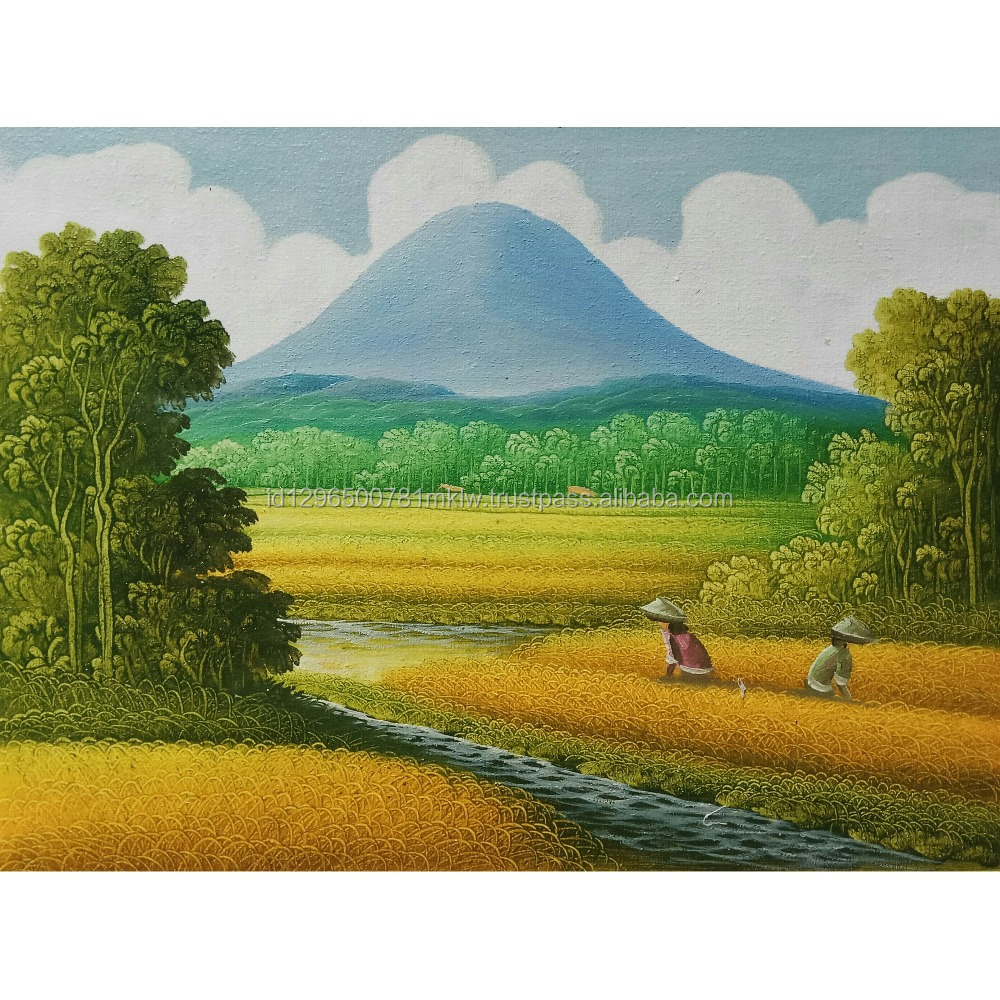 Harvest Oil Painting, Harvest Oil Painting Suppliers and ...