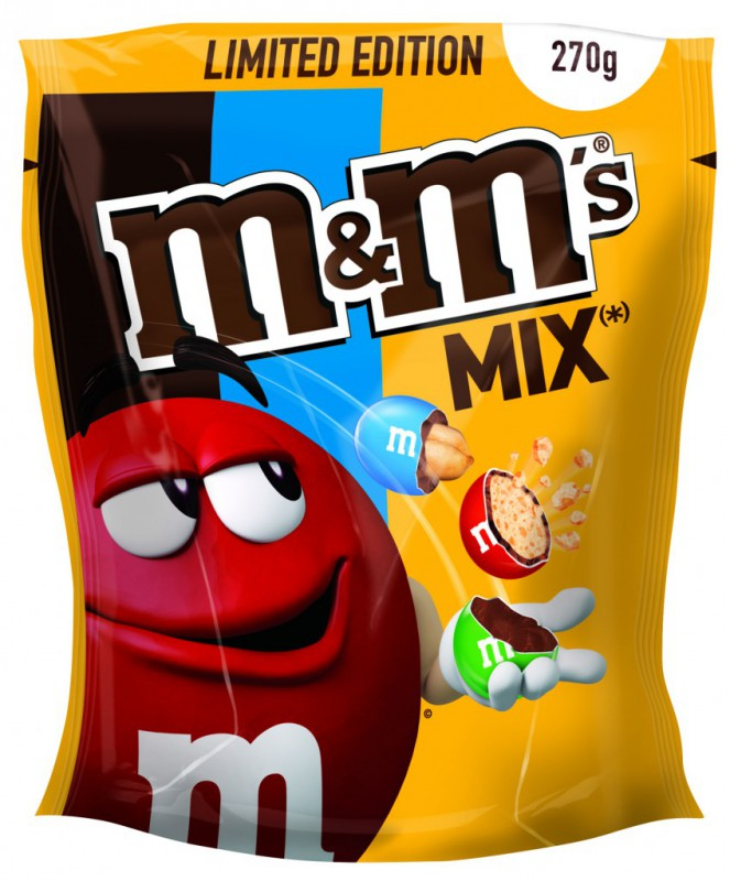 M&ms Dragee (mms)mix 270g - Buy Chocolate,M&ms 270 Gr Pouch Bag,Chocolate  Dragees Product on Alibaba com
