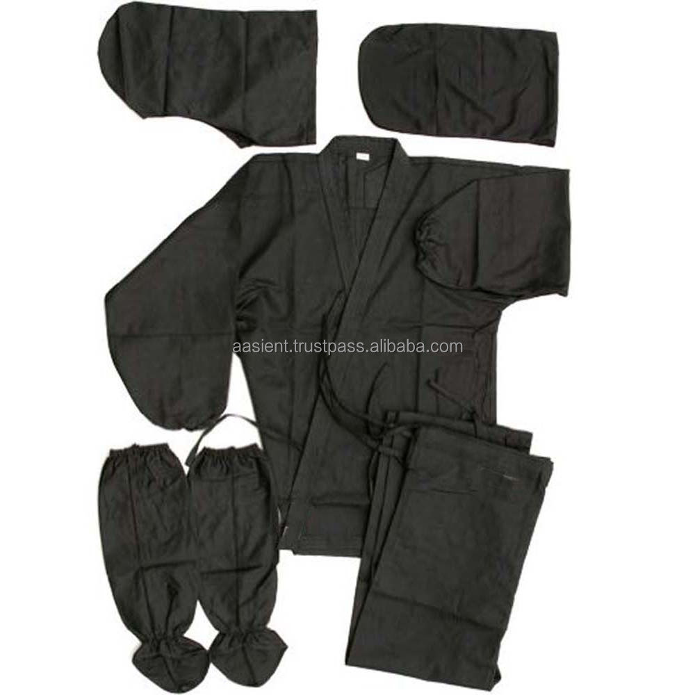 High Quality Fashion Custom Men Cotton Ninja Uniform