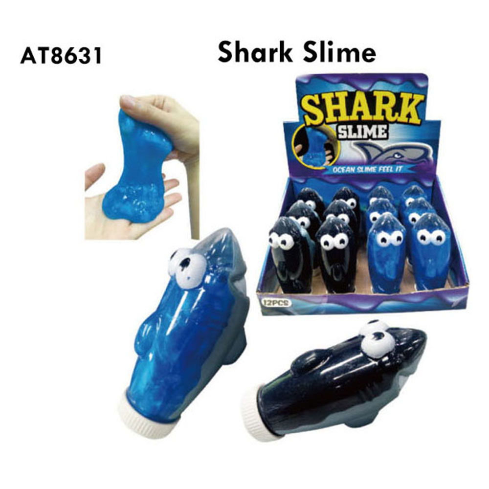 Shark Slime mud Children Fun Playthings