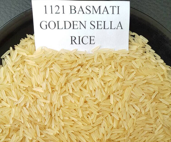 Quality 1121 Golden sella Aged Old Crop Basmati rice supplier