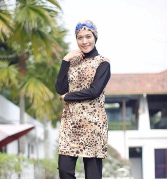 c284a598fa111 Plus Size Muslimah Swimsuit - Buy Muslimah Swimwear,Plus Size ...