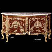 Antoine Gaudreaux Commode Medaillier
