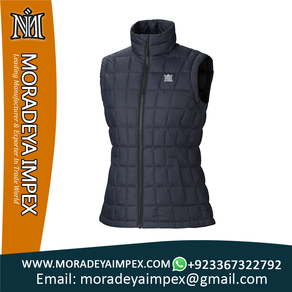2017 Best Quality Ski Vest jacket for men from Moradeya Impex