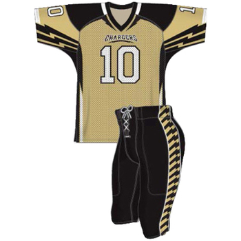 American Football Uniform/Custom Made sublimation design Football Uniform in multi color & sizes
