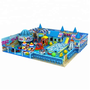 HLB-7015B Kids Indoor Amusement Park Children Playground Equipment