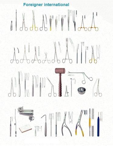 Лор инструменты в картинках с названиями, васильки