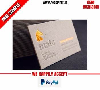 hot sale top quality embossed business cards - Business Cards For Sale