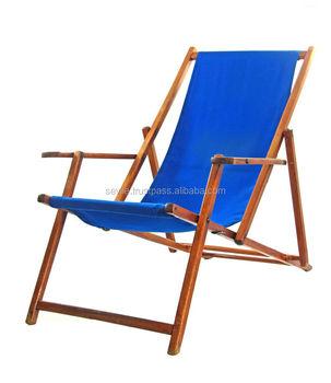 Magnificent Best Selling Folding Wooden Deckchair Garden Beach Seaside Deck Chair Buy Cheap Folding Deck Chairs Antique Wood Beach Chair White Wood Garden Short Links Chair Design For Home Short Linksinfo