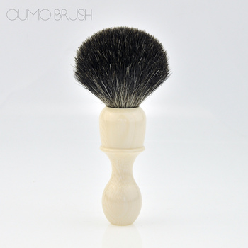 Shaving brush,resin long handle shaving brush,100% pure badger hair