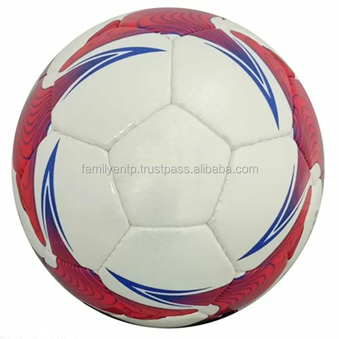 Top Leather Design Club Professional Football With Good Quality