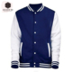 Classical Long Sleeve Varsity Men Jacket / Varsity Jacket For Youth