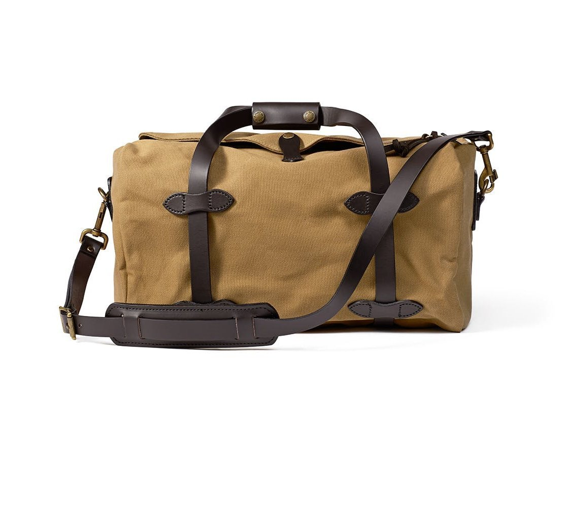 6fefdd25b3 Buy Filson- Style 70110 Tin Cloth Duffle Small (Tan) in Cheap Price ...