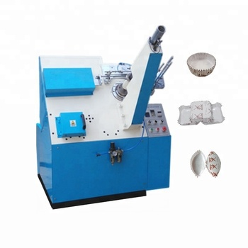 Automatic Cup Cake Making Machine, Disposable Paper Muffin Baking Cups Machine