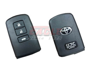 Toyota Camry 3 Button Key Fob 61A651-0101