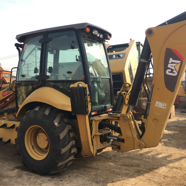 Used CAT 420F Caterpillar Backhoe Loader for sale