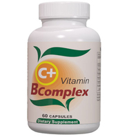Best Bulk Vitamin B Powder Complex Tablets/Capsule/Pills. Include Vitamin B 12, B6, B5, B3, B2. B1+Vitamin C. Bulk & OEM
