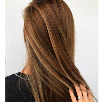Light Brown Herbal Henna For Gray Hair