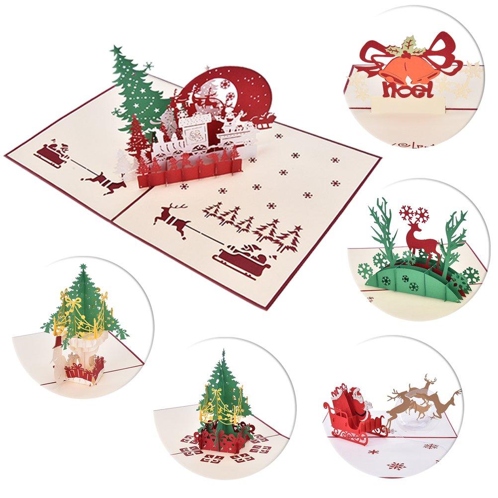 Cheap Christmas Cards Reindeer, find Christmas Cards Reindeer deals ...