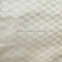 Egyptian cotton fabric for bed sheet and bedding set from india