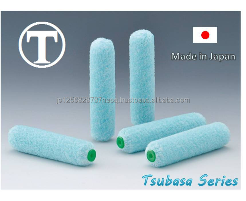 High quality lint free paint roller made with acrylic fiber suitable for long term work