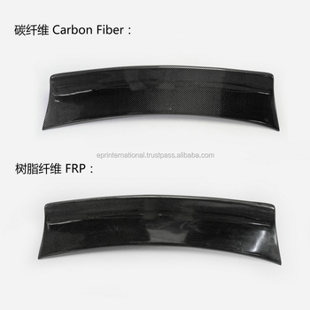 For MX5 ND5RC Miata Roadster EPA Style Carbon Fiber Rear Trunk Spoiler