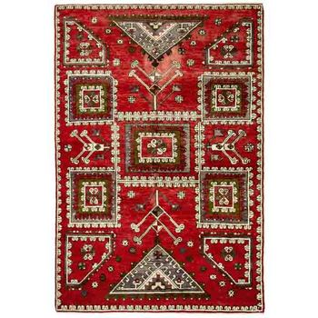 Turkish Carpet Rug Whole Wool Semi