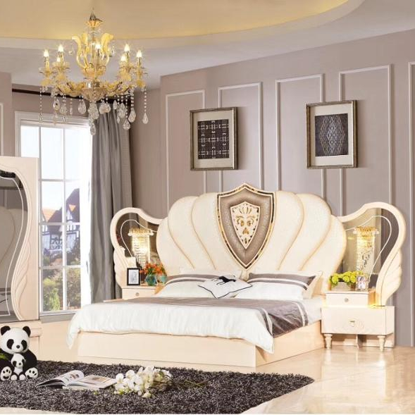 factory price wholesale modern turkish royal hotel bedroom design set furniture for sale