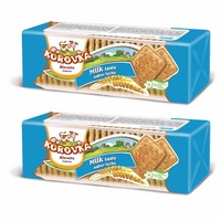 Sugar COOKIES KOROVKA with baked milk pack 375 g.