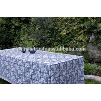 Hand Printed Cotton Table Cloth Floral Table Linen Buy Table Linens For Sale Indian Design Table Cloth Cheap Table Cloth Product On Alibaba Com