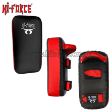 MMA Muay thai Curved Kick Boxing Strike Shield Arm Pad