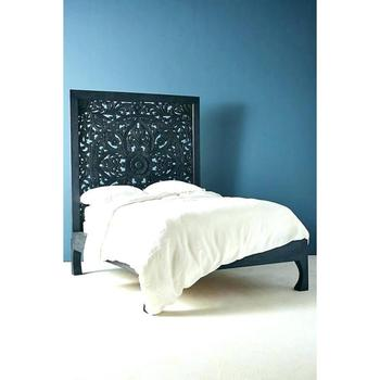 Wooden High Headboard Carved Headboard Indian Double Bed Buy High Headboard Bedsolid Wood Double Bedcarved Wood Beds Product On Alibabacom