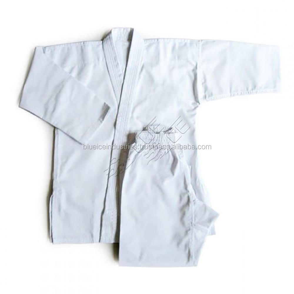 Good Quality Cotton dobok Taekwondo Uniform BI-TU-4354