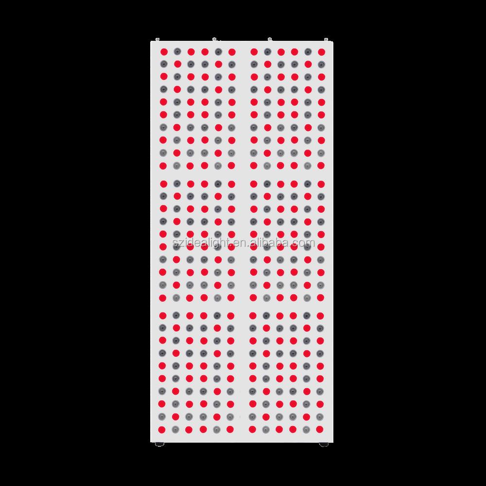 2019 Completo Del Corpo Macchina Terapia della Luce Led 1000 W 660nm 850nm Infrarossi Dispositivo di Terapia Della Luce Rossa per il Viso/Capelli /Perdita di peso