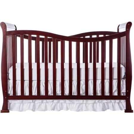 Buy 4-in-1 Convertible Crib, Toddler Bed DayBed, Full-Size ...