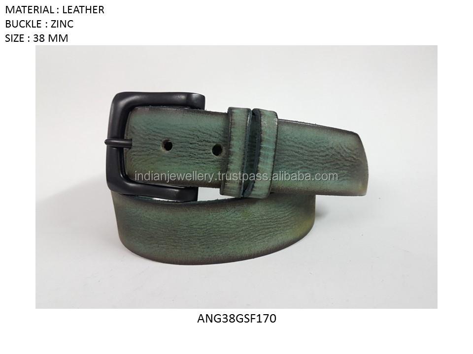 a8bd4e5b0 Top Grain Leather Belt Manufacturer