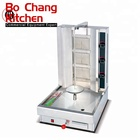 New Arrival High Quality Gas Fired Doner Kebab/Shawarma Machine