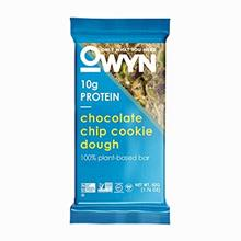 Owyn Vegan <span class=keywords><strong>Protein</strong></span> Bar Chocolate Chip Cookie Adonan