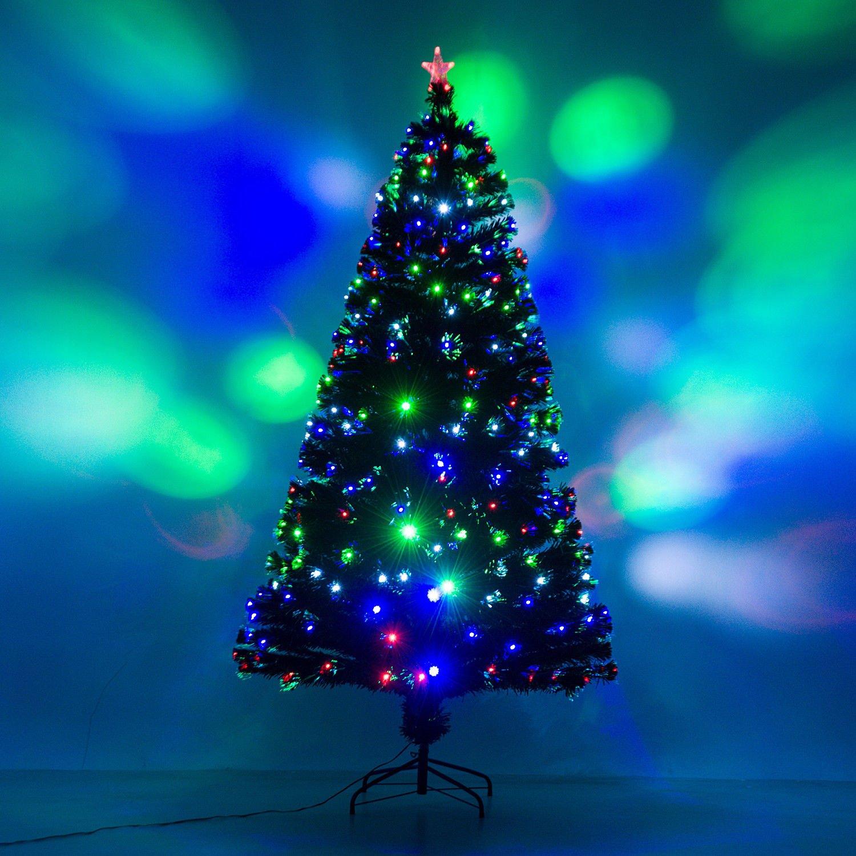 елка светящаяся картинка